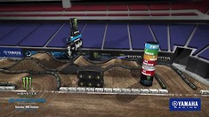 Animated Track Map: Houston 1 Supercross