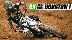 Supercross Pre-Race: Houston 1