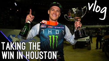 The Craig Family Vlog - Houston 1 Supercross