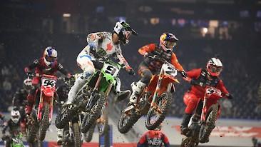 Video Highlights: Houston 2 Supercross