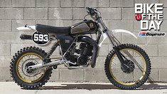 Bike Of The Day: 1980 Husqvarna 390 OR