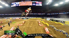 Onboard: Adam Cianciarulo - Houston 2 SX