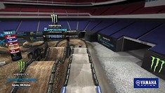 Animated Track Map: Houston 3 Supercross