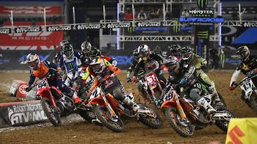 Video Highlights: Houston 3 Supercross