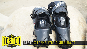 Tested: Leatt X-Frame Hybrid Knee Braces