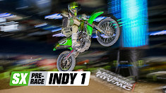 Supercross Pre-Race: Indy 1