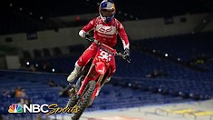 Video Highlights: Indianapolis 2 Supercross