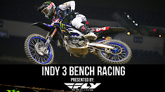 Bench Racing: Indianapolis 3 Supercross