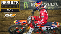 Results Sheet: Indianapolis 3 Supercross