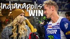 The Craig Family Vlog - Indianapolis 3 Supercross