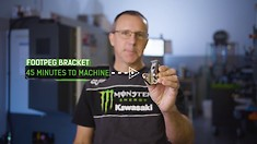 The Science of Supercross - CNC Machining