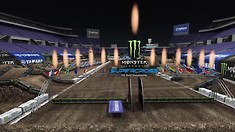 Animated Track Map: Orlando 1 Supercross