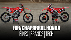 FXR/Chaparral Honda: Bikes | Brands | Tech