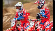 Yoshimura Presents The 2021 FXR Chaparral Honda Team