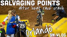 The Craig Family Vlog - Orlando 1 Supercross