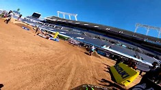Onboard: Malcolm Stewart - Orlando 2 SX Track Preview