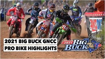 Video Highlights: Big Buck GNCC