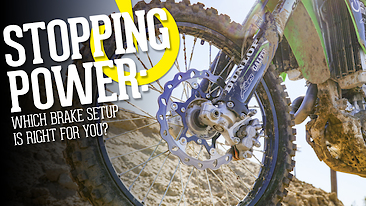 Stopping Power: Which Brake Setup Is Right For You?