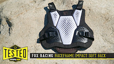 Tested: Fox Raceframe Impact Soft Back Chest Protector