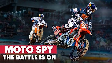 Moto Spy: Season 5, Episode 3 - Can Cooper Catch Kenny?