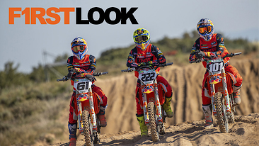 First Look: 2021 Red Bull KTM Factory Racing MXGP Team