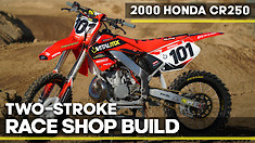 Race Shop Build: 2000 Honda CR250