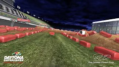 Animated Track Map: Daytona Supercross