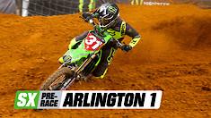 Supercross Pre-Race: Arlington 1