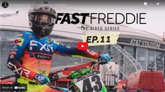 Fast Freddie (Ep. 11)- Broken Finger in Dallas
