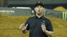 The Science of Supercross - Bowl Turns