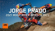 Red Bull KTM Rider Intro: Jorge Prado