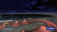 Animated Track Map: Atlanta 1 Supercross