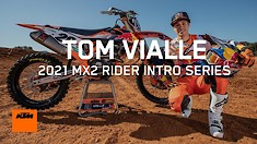 Red Bull KTM Rider Intro: Tom Vialle
