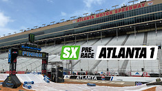 Supercross Pre-Race: Atlanta 1