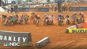 Video Highlights: Atlanta 1 Supercross