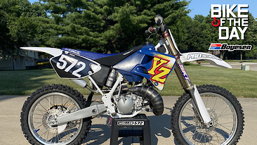 Bike Of The Day: 1996 Yamaha YZ125