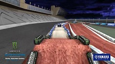 Animated Track Map: Atlanta 3 Supercross