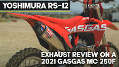 Tested: Yoshimura RS-12 Stainless Full Exhaust With Aluminum Muffler