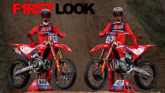 First Look: 2021 MXGP Team HRC