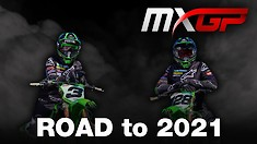 Road to 2021 MXGP: Monster Energy Kawasaki Racing Team