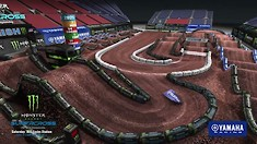 Animated Track Map: Salt Lake City 1 Supercross
