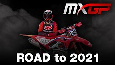 Road to 2021 MXGP: Team HRC (Tim Gajser)