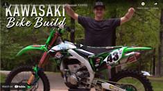 Freddie Noren's Supercross Dirt Bike Build (Kawasaki KX450)