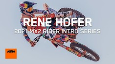 Red Bull KTM Rider Intro: Rene Hofer
