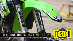 Tested: REP Suspension Revalve/Setup
