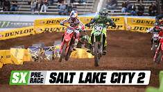 Supercross Pre-Race: Salt Lake City 2