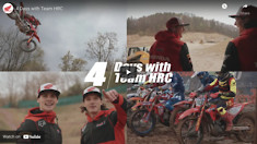 4 Days with Team HRC