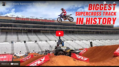 Josh Hill: 2021 Atlanta Supercross Racer for a week