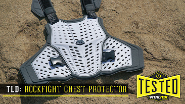 Tested: Troy Lee Designs RockFight Chest Protector