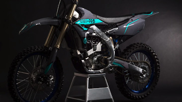 Track Test of the EMX-PRO Electric Motocross Bike